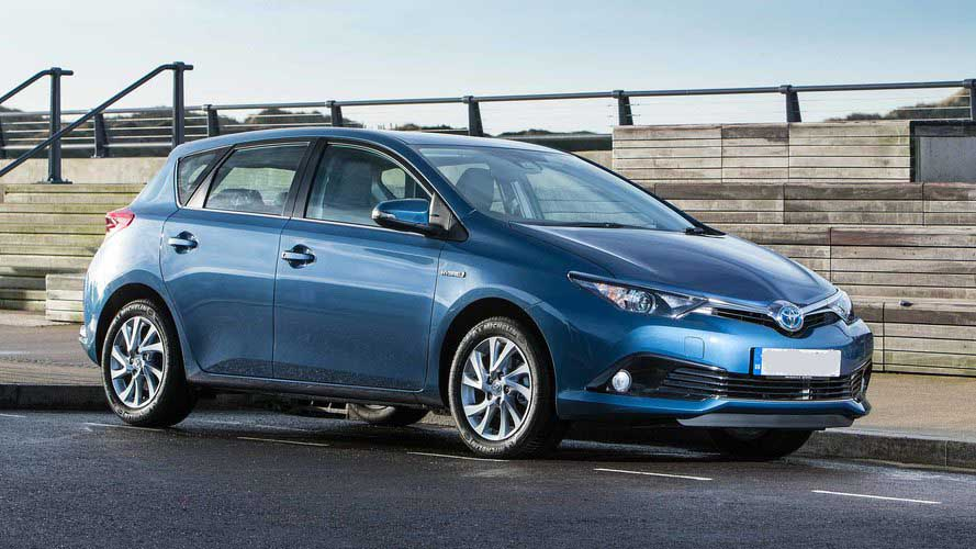2017 toyota auris compressed